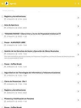 VII Cumbre CERTAL 2016 apk screenshot