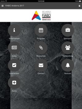 FIABCI Andorra 2017 apk screenshot