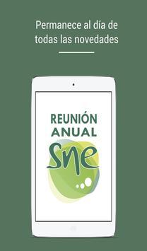 Reunión Anual SNE screenshot 5