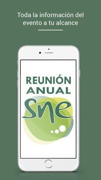 Reunión Anual SNE poster