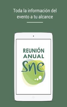 Reunión Anual SNE screenshot 2