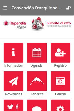 CONVENCION REPARALIA apk screenshot