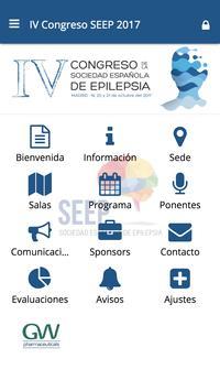 IV Congreso SEEP 2017 poster