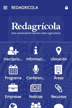 Red Agrícola poster