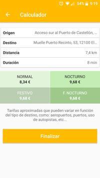 CTaxi - Taxi App apk screenshot