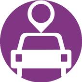Seguidor de ruta icon