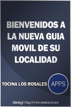 App comercial de Tocina poster
