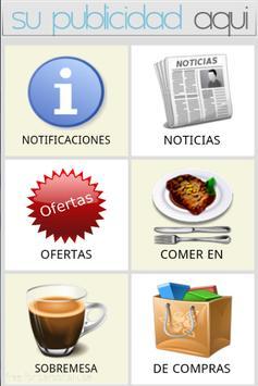 App comercial de Tocina screenshot 1