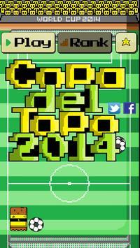 Copa del Topo 2014 poster