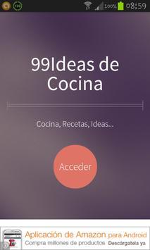 99Ideas de Cocina poster