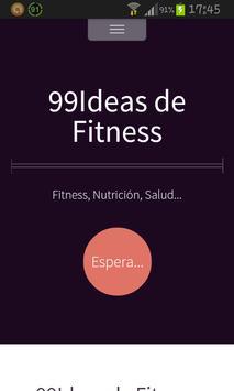 99Ideas de Fitness poster