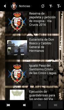 Hermandad de la Trinidad apk screenshot
