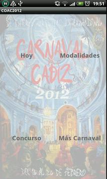 COAC2012 poster