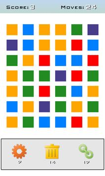 Square Dots poster