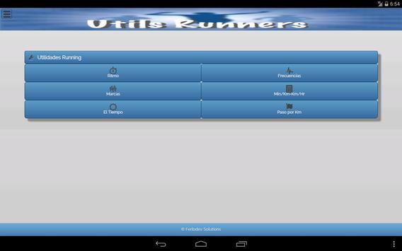 UtilsRunners スクリーンショット 7