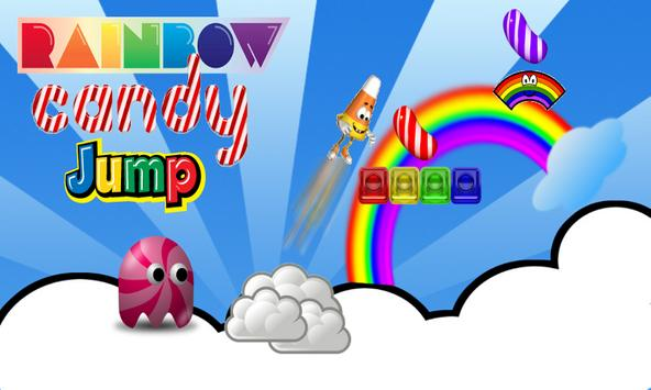 Rainbow Candy Jump screenshot 15