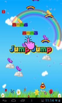 Rainbow Candy Jump screenshot 1