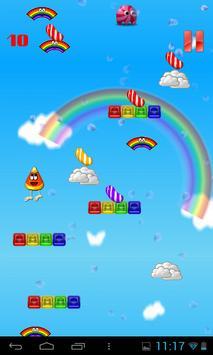 Rainbow Candy Jump screenshot 2