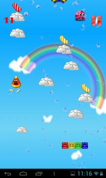 Rainbow Candy Jump screenshot 4