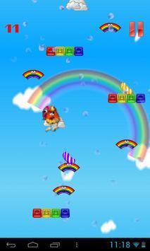 Rainbow Candy Jump screenshot 5