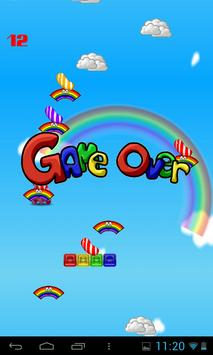 Rainbow Candy Jump screenshot 6