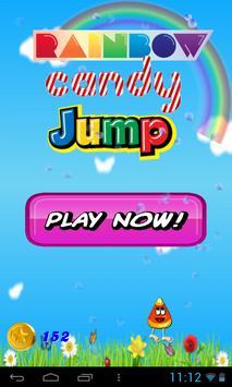 Rainbow Candy Jump screenshot 8