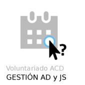 Voluntariado ACD. Gestión AD icon