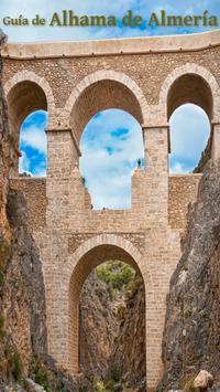 Guía de Alhama de Almería poster