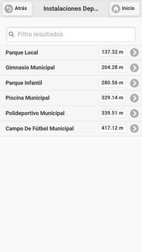 Guía El Borge screenshot 5