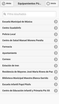 Guía Carrión de los Céspedes apk screenshot