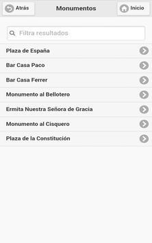 Guía de El Ronquillo apk screenshot