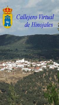 Callejero Virtual de Hinojales poster