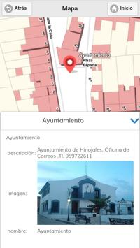 Callejero Virtual de Hinojales apk screenshot