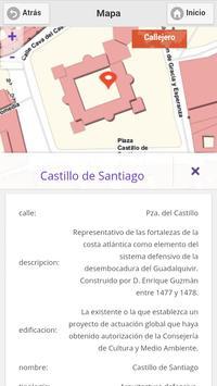Movilidad Sanlúcar de Bda. screenshot 4