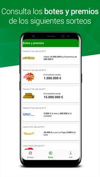 JuegosONCE: sorteos de la ONCE apk screenshot