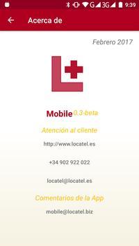 Locatel Mobile screenshot 3