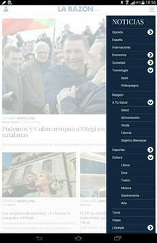 La Razón screenshot 1