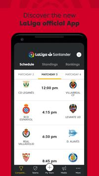 La Liga - Spanish Soccer League Official poster