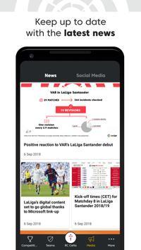 La Liga - Spanish Soccer League Official screenshot 4