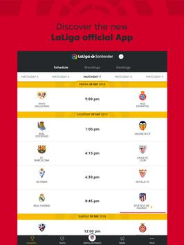 La Liga - Spanish Soccer League Official screenshot 8