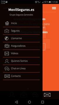 MovilSeguros screenshot 1