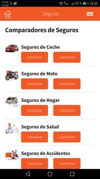 MovilSeguros - Comparador de Seguros screenshot 4
