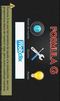 Formula G apk screenshot