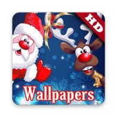 Christmas images for Whatsapp and Smartphone icon