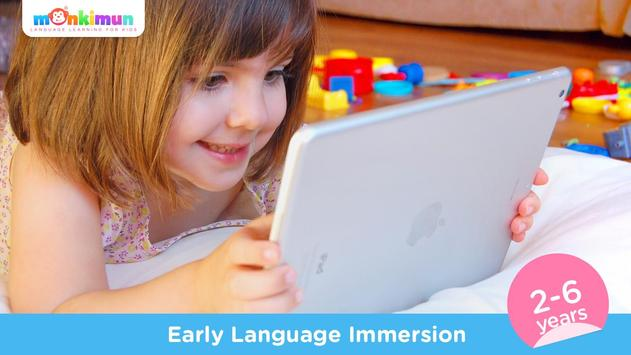 Home Learn English for Kids poster