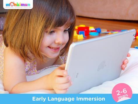 Home Learn English for Kids apk screenshot