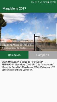 MAG17 - Fiestas Magdalena 2017 screenshot 2