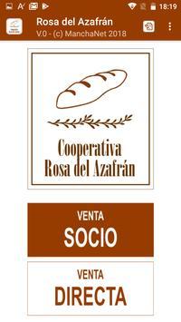Coop. Rosa del Azafrán (Pro) poster