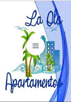Apartamentos La Ola poster