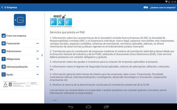 G-Empresa screenshot 4